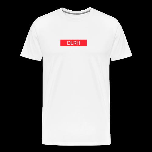 DLRH Boxlogo - Männer Premium T-Shirt