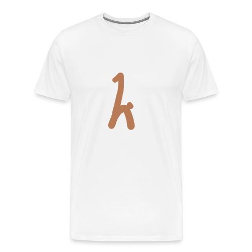 Classic Llama - Men's Premium T-Shirt