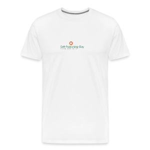 Self-Publishing-Day Düsseldorf 2018 - Männer Premium T-Shirt
