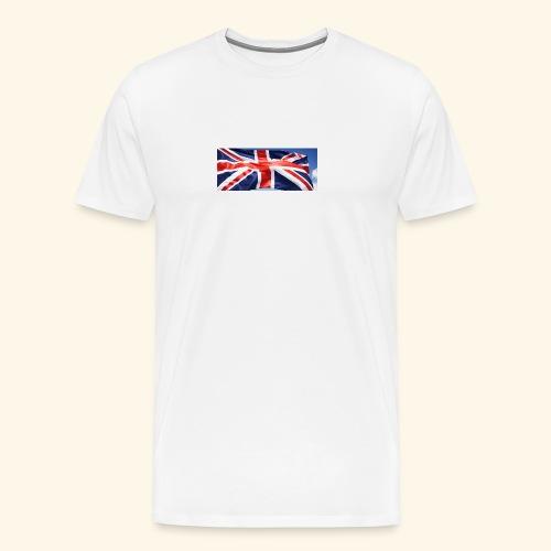 UK flag - Men's Premium T-Shirt