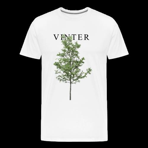 Vinter - # 7 - Men's Premium T-Shirt