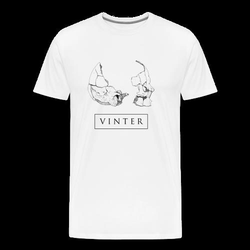 Vinter - # 2 - Men's Premium T-Shirt