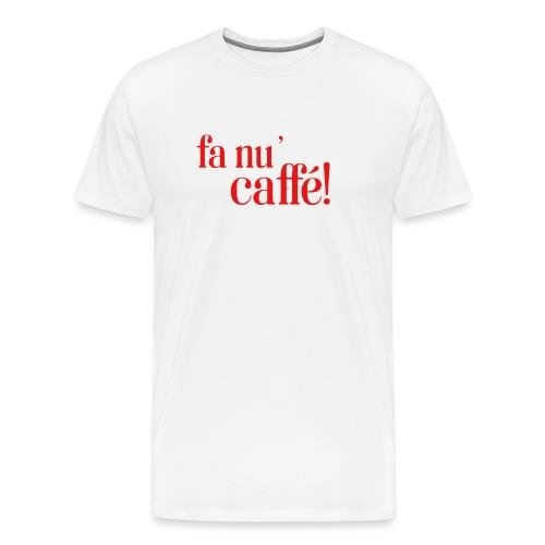 fa nu´caffé - Männer Premium T-Shirt