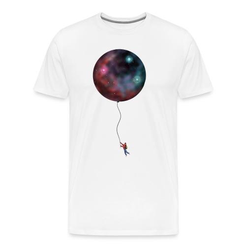 T.Finnikin Design - Drifting Away - Men's Premium T-Shirt