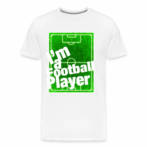 Football Player - Maglietta Premium da uomo