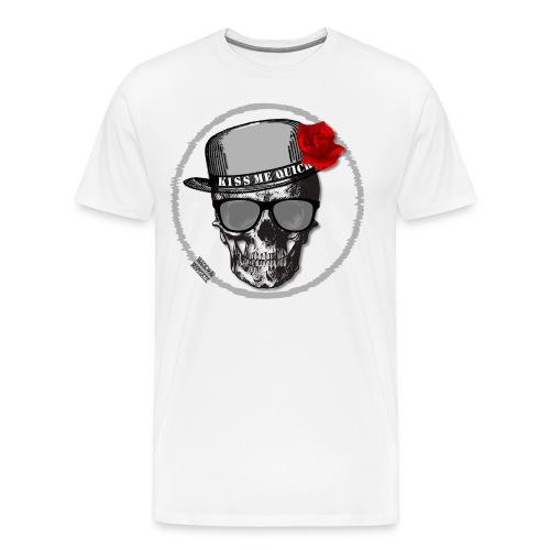 Kiss Me Quick - Men's Premium T-Shirt
