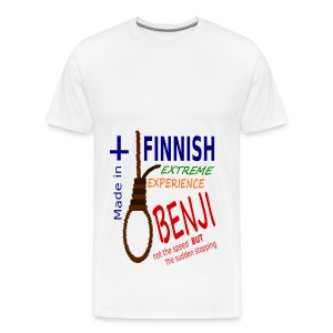 FINNISH-BENJI - Men's Premium T-Shirt