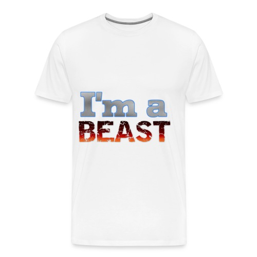 IMABEAST - Men's Premium T-Shirt