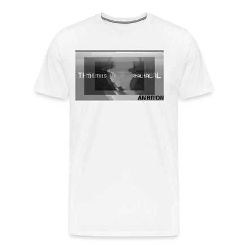 AMBITION AM_1 - T-shirt Premium Homme