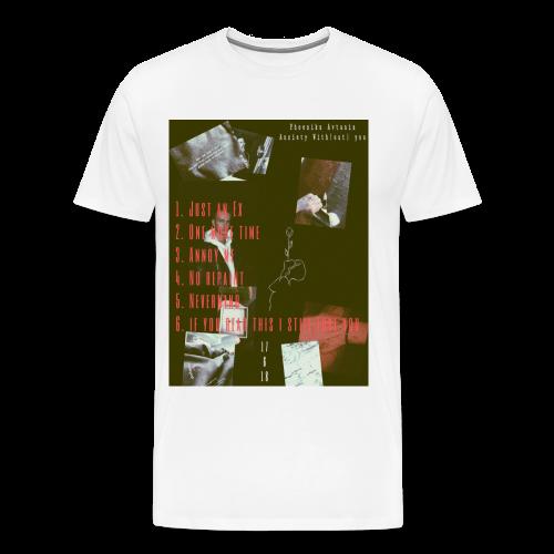 anxiety.proto - Männer Premium T-Shirt