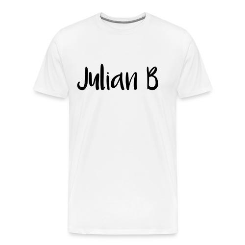 Julian-B-Merch - Premium T-skjorte for menn