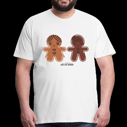 GINGERBREADS - Miesten premium t-paita