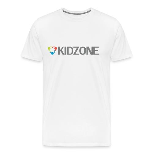 KIDZONE - Männer Premium T-Shirt