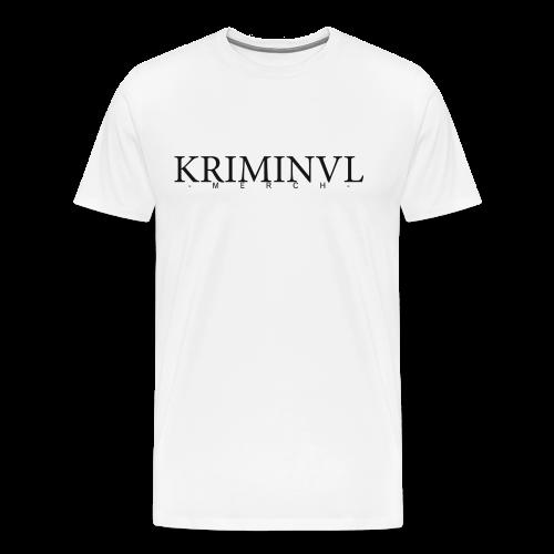 KRIMINVL'MERCH - Männer Premium T-Shirt