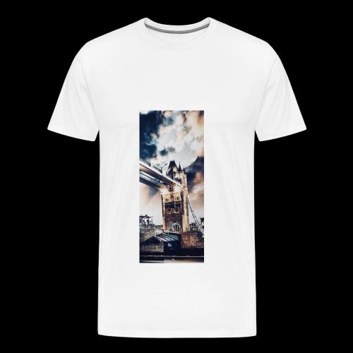 Brücke - Männer Premium T-Shirt