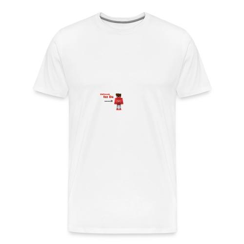Shiftmods Izz Da - Männer Premium T-Shirt