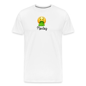 Kotz Montog - Männer Premium T-Shirt