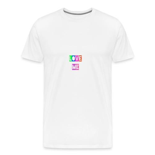 LoveMe - Camiseta premium hombre