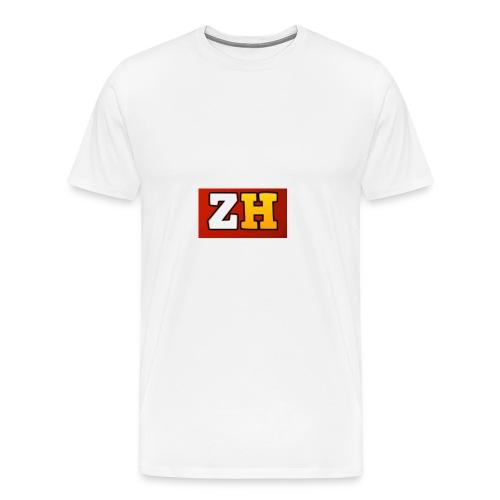 ZH Merch - Men's Premium T-Shirt