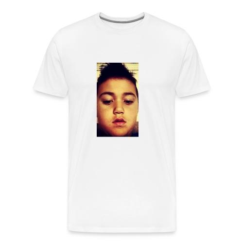 Billig adilla - Premium-T-shirt herr
