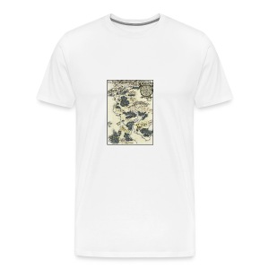 Brisance - Men's Premium T-Shirt