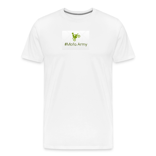 Mofa Army (Grün) - Männer Premium T-Shirt