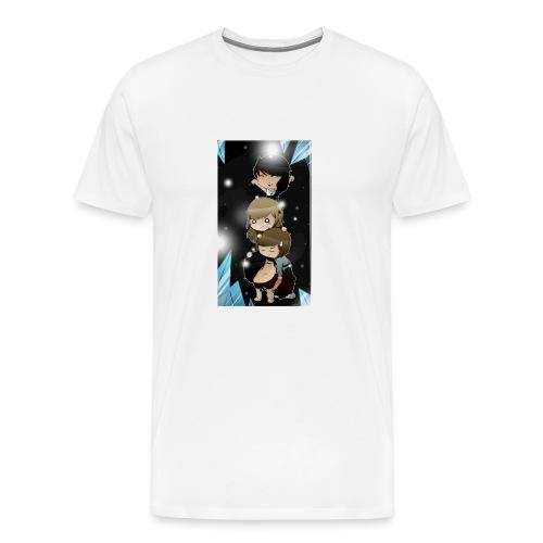 Amnesia Phone case - Men's Premium T-Shirt