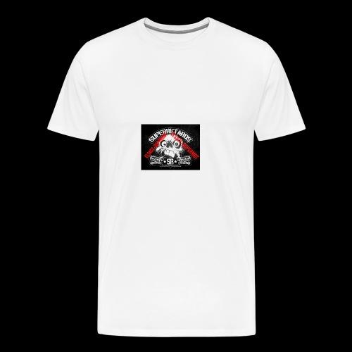 elsace-supermot - T-shirt Premium Homme