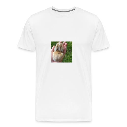 Conejo bebe - Camiseta premium hombre