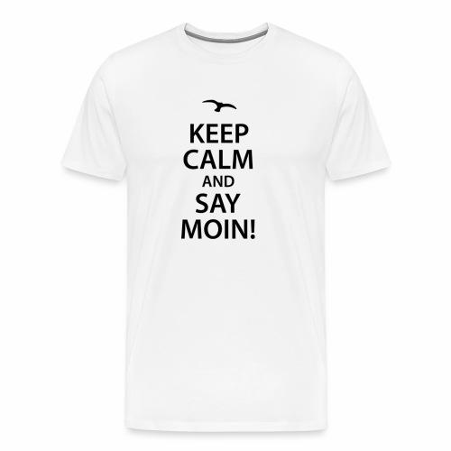 Say Moin - Männer Premium T-Shirt