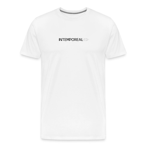 INTEMPOREAL BLACK 2D - T-shirt Premium Homme