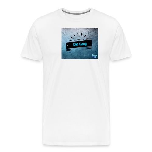 Metallic - Männer Premium T-Shirt