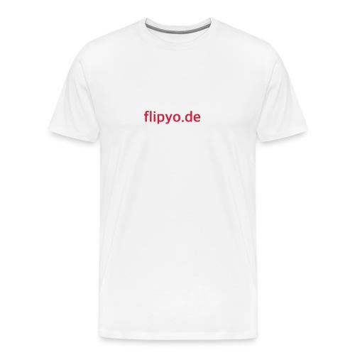 flipyo.de - Männer Premium T-Shirt