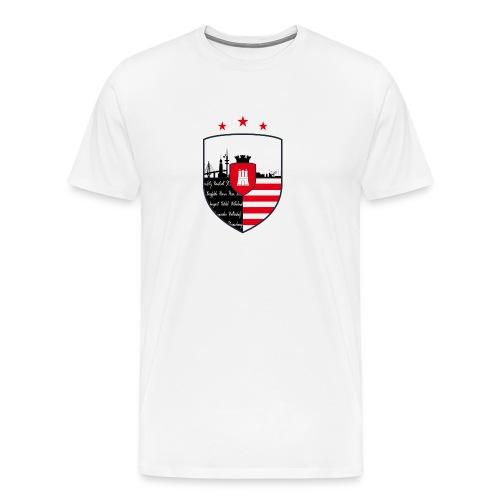 Hamburg - Männer Premium T-Shirt