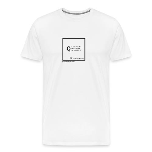 100 cotton - Camiseta premium hombre