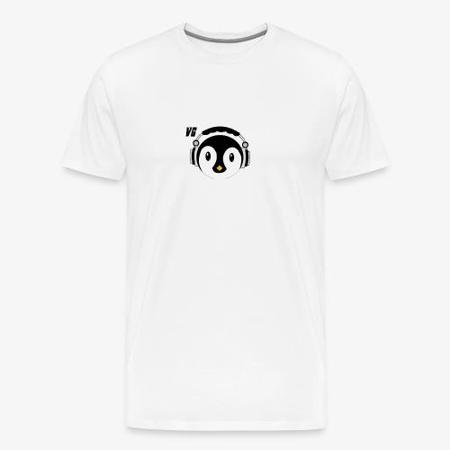 Channel logo T shirt - Men's Premium T-Shirt