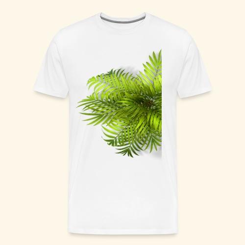 Palm T Shirt - Männer Premium T-Shirt