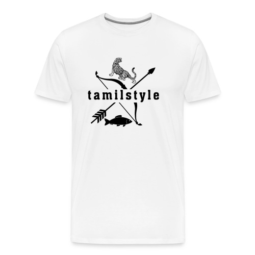 tamilstyle - Männer Premium T-Shirt