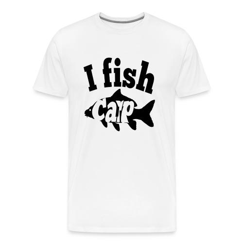 i fish carp - Mannen Premium T-shirt