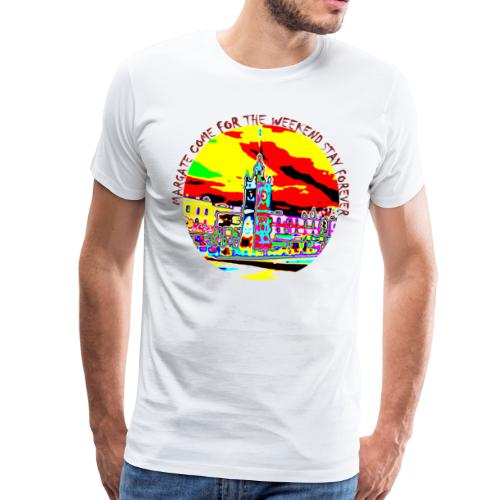 Come for the weekend! - Men's Premium T-Shirt
