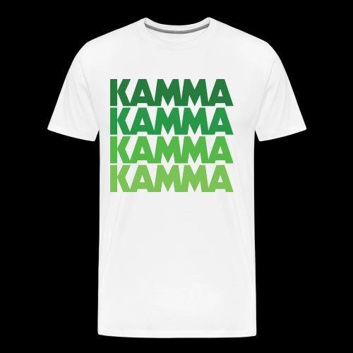 HAMKAM - Premium T-skjorte for menn