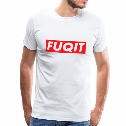 FUQITRed - Men's Premium T-Shirt