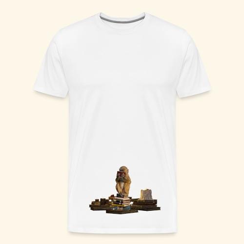 Booky - Männer Premium T-Shirt