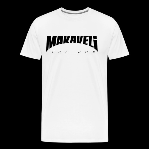 Makaveli the Don - Männer Premium T-Shirt