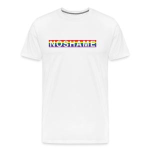 No Shame - Premium T-skjorte for menn