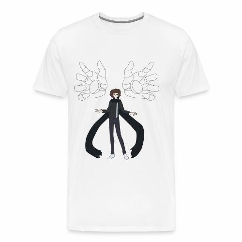 Nathan grey - Maglietta Premium da uomo