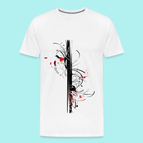 Papillonade - T-shirt Premium Homme