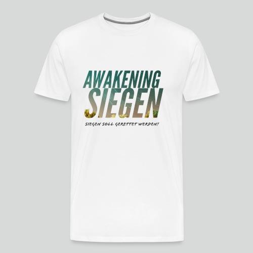 Awakening Siegen - Männer Premium T-Shirt