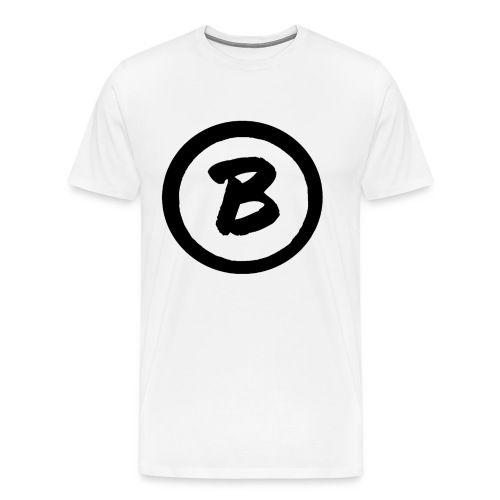 bluezed_ zwart - T-shirt Premium Homme