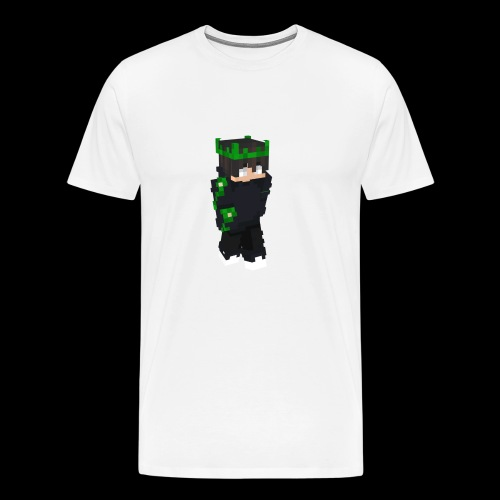 Mein Minecraft-skin - Männer Premium T-Shirt